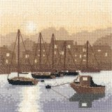 Harbour Light by Phil Smith - Silhouettes - (KIT)